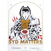 S.Milochevitch - Syd Matters Olympia